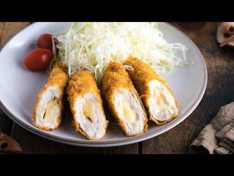 How To Make Chicken Cheese Katsu (Midnight Diner Season 2) (Recipe) ささみチーズカツの作り方(レシピ)