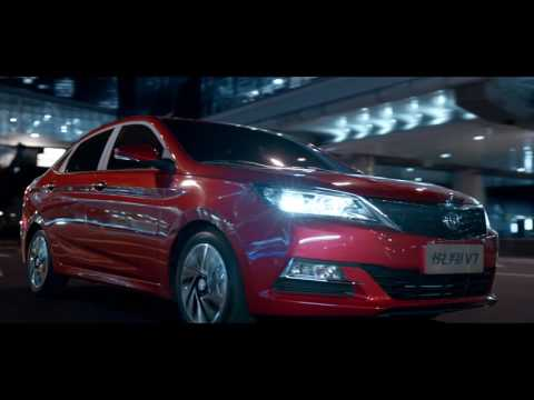 Changan automobile official video
