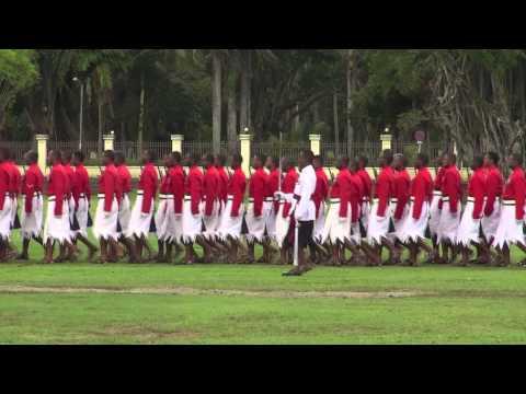 Fiji Day Military Parade - 10th October, 2014