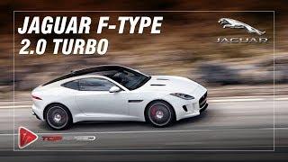 Avaliação Jaguar F-Type 2.0 Turbo 2019  | Top Speed