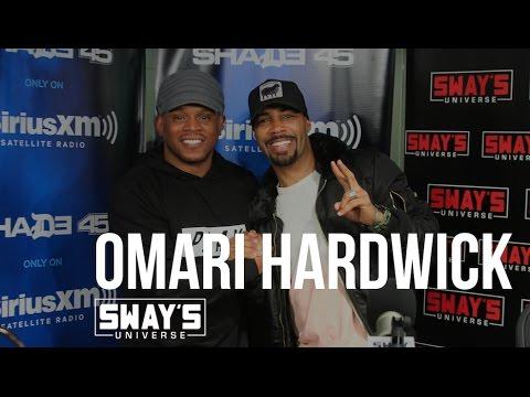 Omari Hardwick : Breaks Down His Role as Ghost on Power  Talks Infidelity & Monogamy