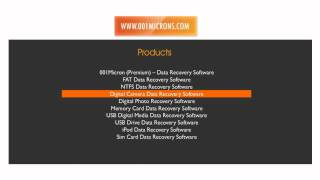 Data Recovery Software Data Restore Software hard disk memory card USB Drive recover data