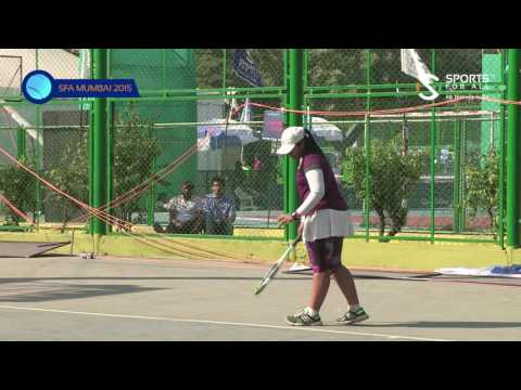 SFA Mumbai 2015 | Tennis | Rodricks Serena Ronnie Vs Mundra Khushi | Girls | U10 | R1 from YouTube · Duration:  12 minutes 36 seconds