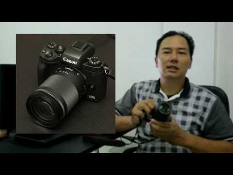 Tinjauan Kamera Mirrorless Canon EOS M5