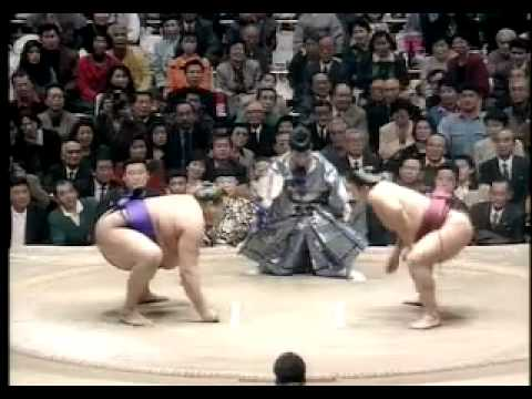 1/2  All Matches of Takanohana vs Akebono: Best Rivarly in Sumo History