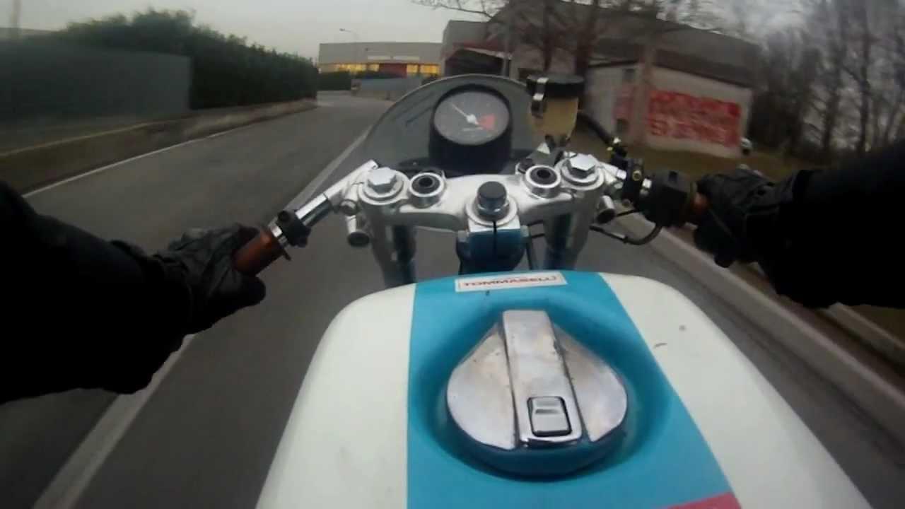 test suzuki titan 500 2t on board - youtube