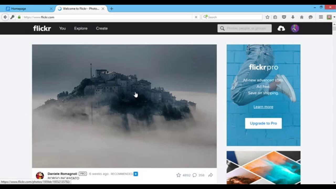 How To Log In To Flickr | Flickr Login | Photosharing Site