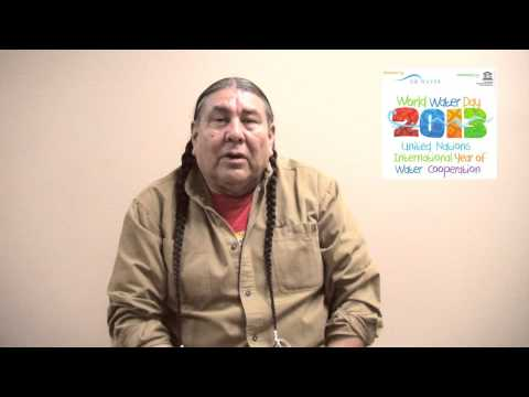 UN Int'l Year of Water Cooperation - Tom Goldtooth, Indigenous Environmental Network