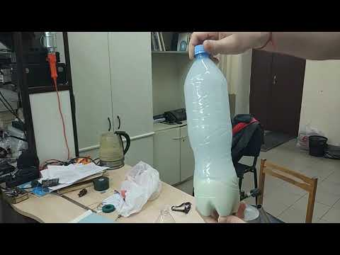 БиоТопливо Спирт Вода Растительное масло BioFuel Alcohol Water Vegetable oil