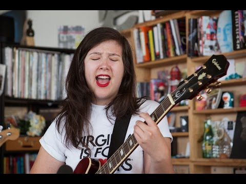 Lucy Dacus: NPR Music Tiny Desk Concert