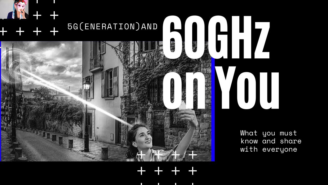 What happens with the 5G frequency of 60GHz to the Oxygen and to our biology!
