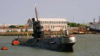 Забытая инженерия (Советская подводная лодка Б-49)