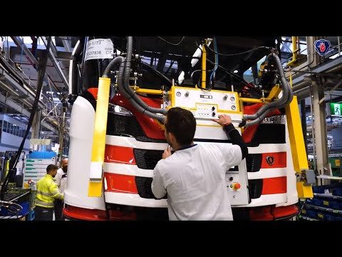 Scania Production Zwolle