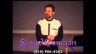 Sean Hennigan Live At SpiritWorks 2010 - Psychic Eye Book Shops