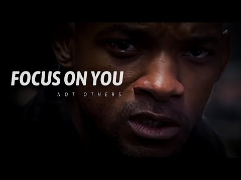 FOCUS ON YOU (Best Self Discipline Motivational Speech)