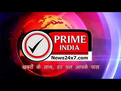 P.I.N.MEDIA LLP/ कासगंज के कस्बा सहावर में पहुंचे सी एम योगी आदित्यनाथ