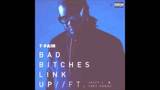 Watch Tpain Bad Bitches Link Up video