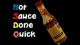 Hot One's The Last Dab: Capsicum Conspiracy or Scoville Scorcher
