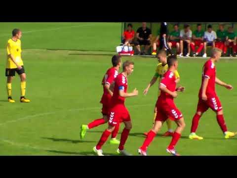 I LW Junior A1 - Tyski Sport vs GKS Katowice (1-1) - I polowa