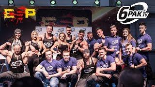 Targi ESP i Debiuty Kulturystyczne Kraków 2018 Okiem 6PAK.TV | OFICJALNA RELACJA