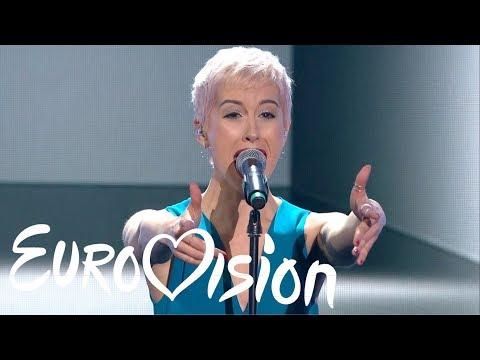 "Eurovision 2018 UK Entry: SuRie performs ""Storm"" - Eurovision: You Decide  - BBC"