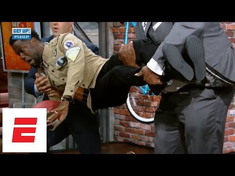 Best of Kevin Hart on First Take and Get Up! | ESPN