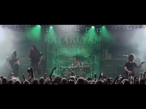 """Kataklysm share live video of """"The Resurrected"""" off DVD - While She Sleeps start writing new album"""