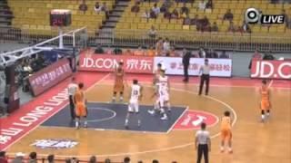 Fadi's highlights vs Chongqing Flying Dragons (9 December 2014)