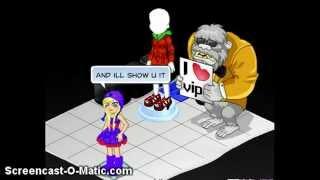 Free Vip, Wooz And Deadmau5 on Woozworld...
