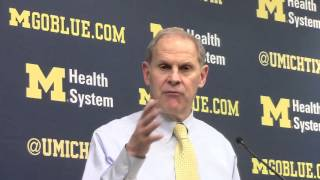 John Beilein reacts to loss to Indiana