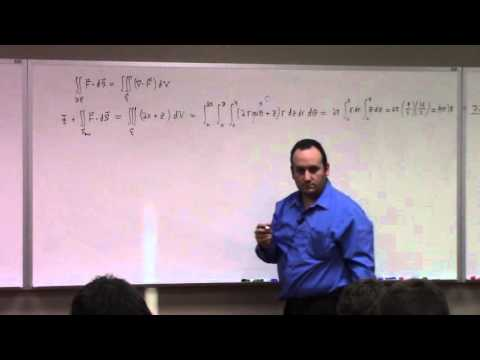 Multivariate Calculus: Lecture 56: examples of integral vect