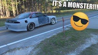 V8 S14 Hits The Street !!!