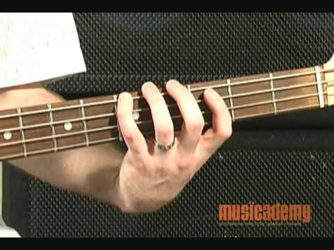 How Great Is Our God - Bass Guitar Lesson - YouTube