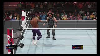 WWE Royal Rumble 2019 part 4 final WWE 2K19