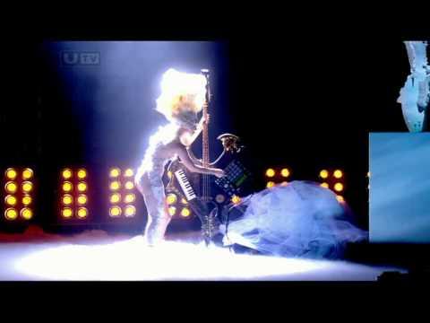 Lady Gaga Brit Awards 2010 [Live]