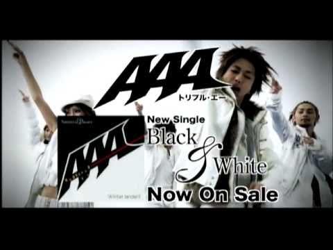 AAA / Black & White(TV SPOT)