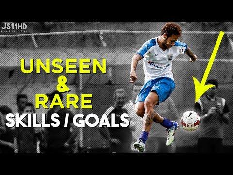 Neymar Junior ● Unseen & Rare ● Skills & Goals ● Charity Matches | 2017-2018 HD