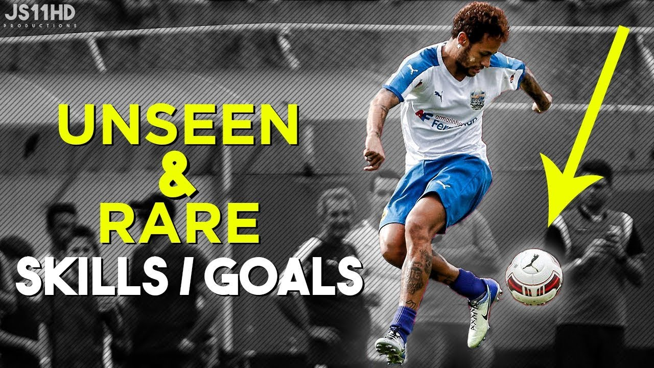 Neymar Junior ● Unseen & Rare ● Skills & Goals ● Charity Matches   2017-2018 HD