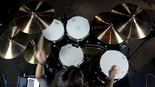 Queen | Stone Cold Crazy - 60 seconds with... | Chris Allan Drums