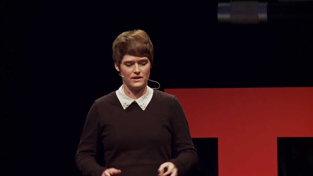 The Anatomy of an Outrageous Goal: Amber Case at TEDxBend - YouTube
