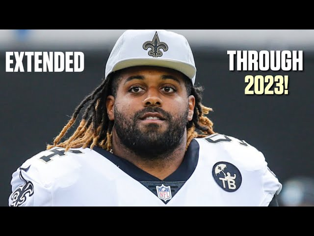 The New Orleans Saints EXTEND Cameron Jordan on a MEGA DEAL! | Cameron Jordan Contract Details