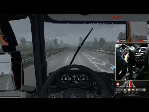ETS2 Multiplayer Da Hurda Taşıyoruz - SatuSeat / ETS2MP