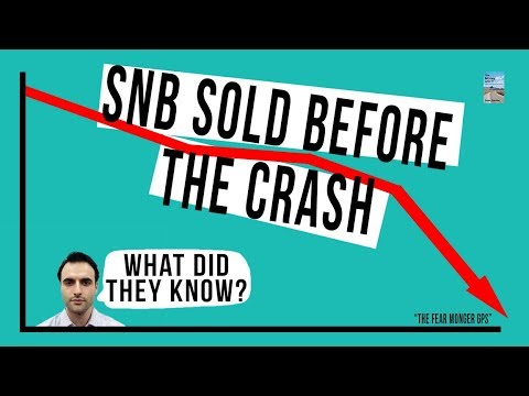 Swiss Central Bank SOLD Tech Stocks BEFORE October Crash! SNB Admits $15 Billion Loss in 2018! Mp3
