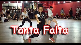 Bryant Myers - Tanta Falta   Dance Choreography