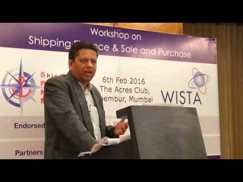 Workshop on Shipping Finance & Purchase - (SPNM) 2016