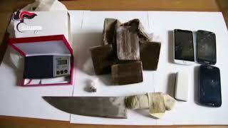 Fiumi di droga sull'asse Puglia-Albania. Smantellato il clan Velluto, 17 arresti