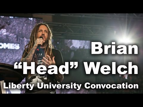 "Brian ""Head"" Welch - Liberty University Convocation Mp3"