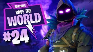 "NEW Weapons, Heroes, Missions! ""BLOCKBUSTER EVENT"" Fortnite Save The World Ep 24"