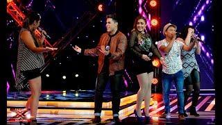 Categor a mayores estremece a todos en escenario Galas en Vivo Factor X Bolivia 2018