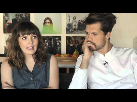 Oh Wonder interview - Josephine and Anthony (part 1)